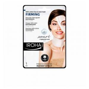 Iroha nature Masque 100% coton raffermissant