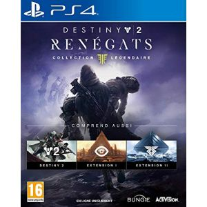 Destiny 2 : Renégats - Collection Légendaire [PS4]
