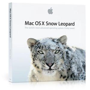 Mac OS X Snow Leopard (10.6.3) - Mise à jour pour Mac OS