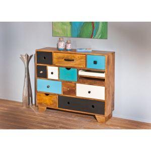 Buffet design  Marsa en bois