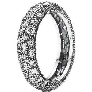 Pandora 190915CZ - Bague cercle étoiles cosmiques pour femme