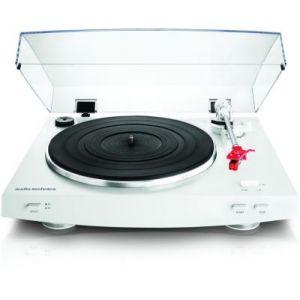 Audio Technica Platine vinyle ATLP3 BLANC