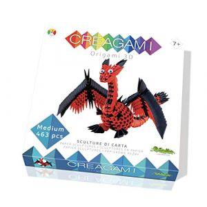 Dam Origami 3D Creagami Dragon M