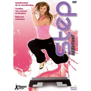 Fitness challenge : Step débutant - avec Jessica Mellet