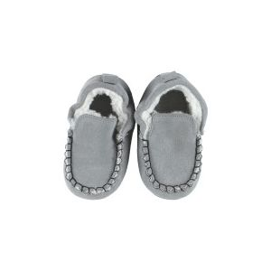 Noukie's Chaussons collection Smart Boy - Gris - 17/18
