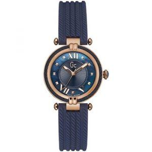 Guess Y18005L7 - Montre pour femme avec bracelet en silicone