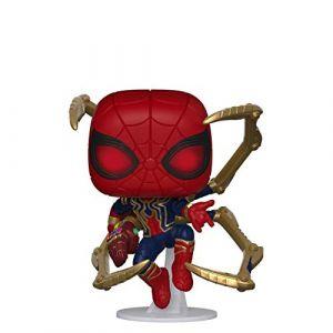 Funko Figurine Pop! Marvel : Endgame - Iron Spider avec Gant Nano