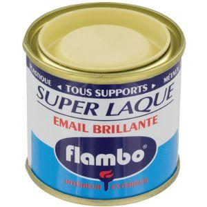 Flambo Laque brillante - 50 ml - Ivoire