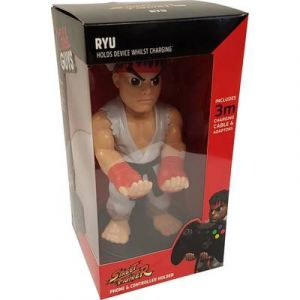 Exquisite Gaming Figurine Street Fighter Cable Guy Ryu 20 cm