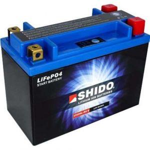 Shido Batterie Lithium LTX20L-BS = YTX20L-BS