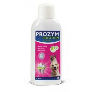Prozym Soin dentaire RF2 pour chiens et chats Solution buvable Flacon de 250 ml