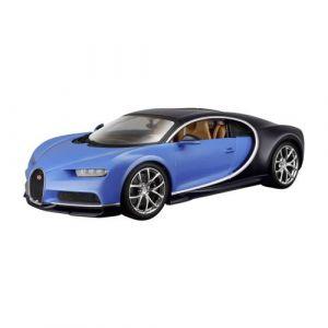 Maisto Voiture Tech Bugatti Chiron 1:24 Bleu