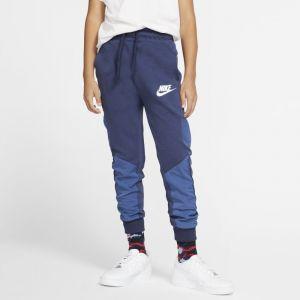 Nike Pantalon Sportswear Tech Fleece pour Garçon plus âgé - Bleu - Taille XL - Male