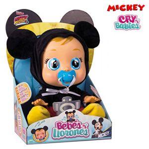 IMC Toys MICKEY Poupon Cry Babies