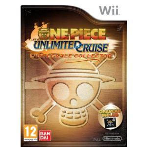 One Piece Unlimited Cruise 1 et 2 : Le Trésor sous les Flots +  L'Eveil d'un Héros [Wii]