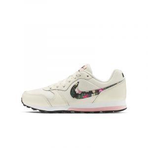 Nike Chaussure MD Runner 2 Vintage Floral pour Enfant plus âgé - Blanc - Taille 35.5