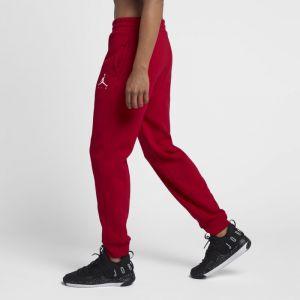 Nike Pantalon en tissu Fleece Jordan Jumpman Air pour Homme - Rouge - Taille XL - Male