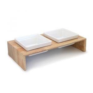 Hami form Gamelle en bois Gourmet Dinner - Double