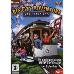 Big City Adventure : San Francisco [PC]