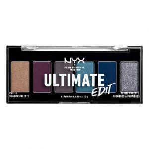 NYX Cosmetics Ultimate Edit Petite palette d'ombres à paupières