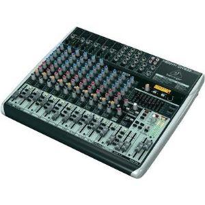 Behringer XENYX QX1832USB - Mixeur sono et studio