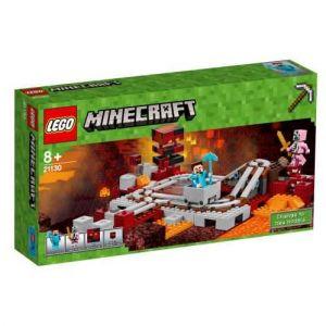 Lego 21130 - Minecraft : Les rails du Nether