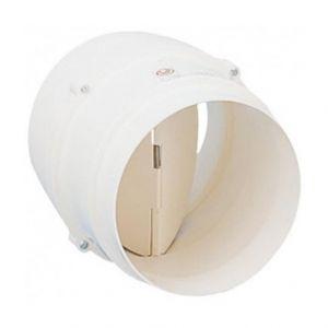 Unelvent Clapet anti-retour pvc S&P, Diam.120-130/110-125 Cm 130