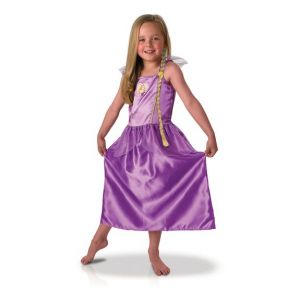 Panoplie Princesse Raiponce + Tresse taille L
