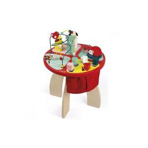 Janod Table d'activités Baby Forest