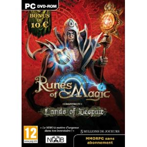 Runes of Magic : Chapter IV - Lands of Despair [PC]