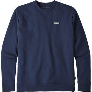 Patagonia P-6 Label Uprisal Crew Sweatshirt - Pull taille L, bleu/noir