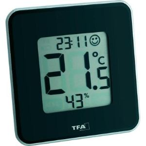 TFA Dostmann 30.5021.01 Style - Thermo-hygromètre digital