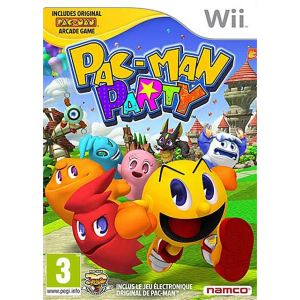 Pac-Man Party [Wii]