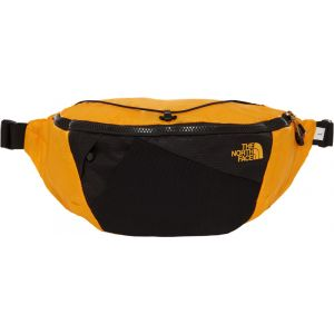 The North Face Lumbnical - Sac banane - L orange/noir Sacs ceinture & banane