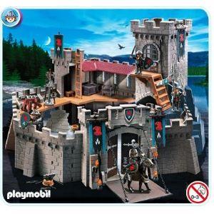 Playmobil 4866 - Forteresse des chevaliers du Faucon