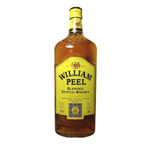 William peel Whisky Ecosse Blended 40% vol. 1 L