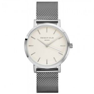 Rosefield Montre The Mercer MWS-M40 - Montre Argent