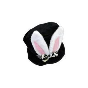 Haut de forme et oreilles de lapin