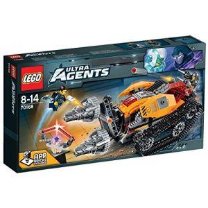 Lego 70168 - Ultra Agents : Le diamant de Drillex