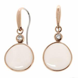 SKAGEN SKJ0590791 - Boucles d'oreilles en acier et cristaux