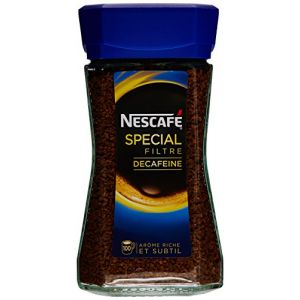 Nescafe Café Spécial Filtre Décaféiné 200 g