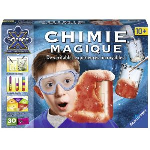 Ravensburger Science Academy Chimie magique