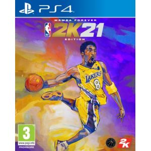 Nba 2K21 Edition Mamba Forever [PS4]
