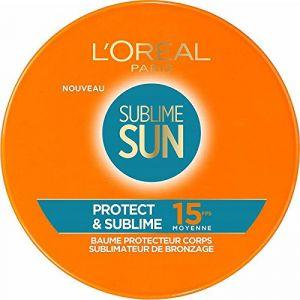 L'Oréal Sublime Sun Baume Protecteur Corps Sublimateur de Bronzage Protect & Sublime FPS15