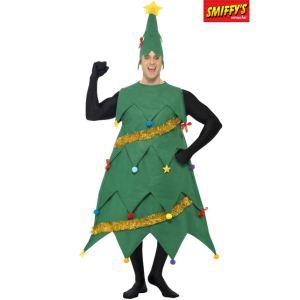 Smiffy's Tenue sapin de Noël deluxe