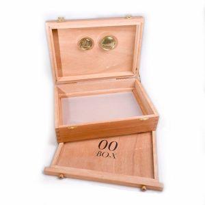 00 Box - Boîte de conservation en bois