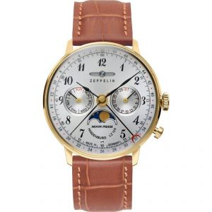 Zeppelin Z-7039-1 - Montre mixte LZ129 Hindenburg 36 mm