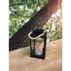 Lumisky Lanterne solaire LED - 22x22x35cm