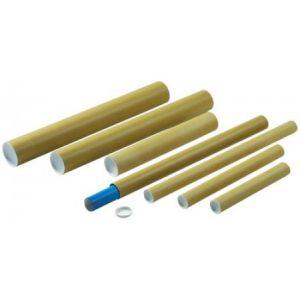 Mailmedia 550037 - Tube d'expédition, dimensions internes: 500 x 80 mm