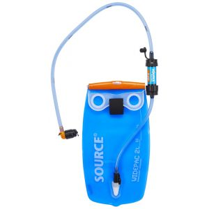 Source Widepac - 2l bleu Poches à eau